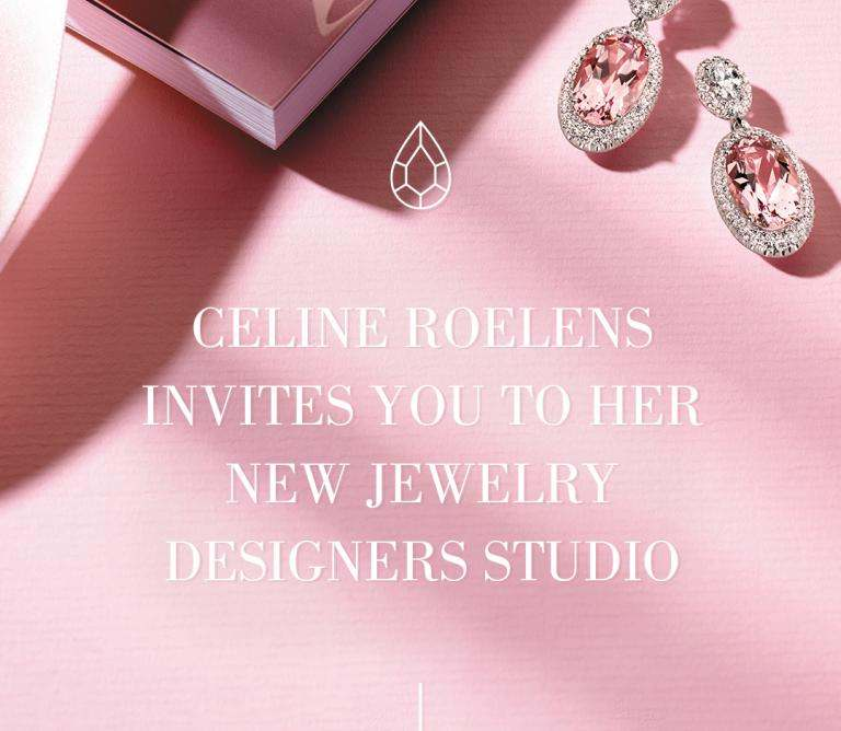 Celine Roelens invites you