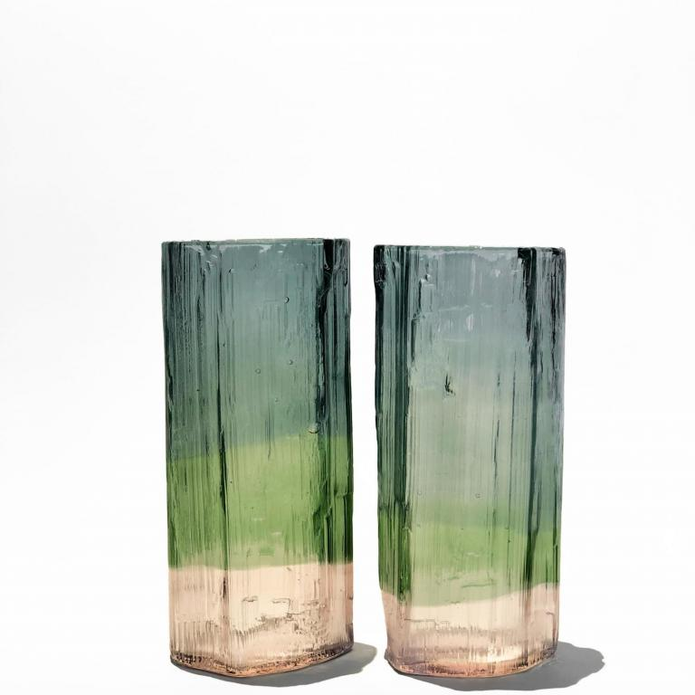 Tourmaline tall glasses